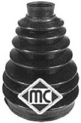 Пыльник, приводной вал METALCAUCHO 00391