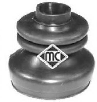 Пыльник, приводной вал METALCAUCHO 00407