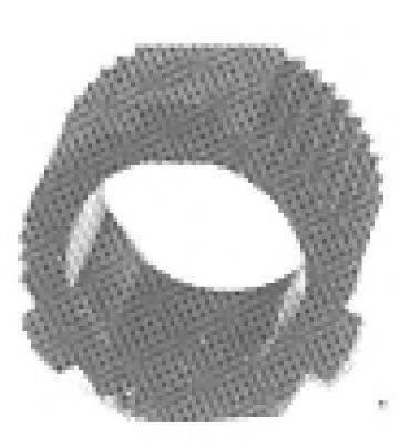 Втулка, вал сошки рулевого управления METALCAUCHO 00444
