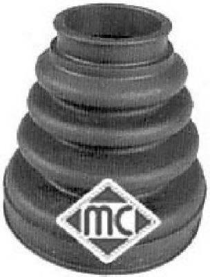 Пыльник, приводной вал METALCAUCHO 00467