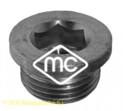 Резьбовая пробка, маслянный поддон METALCAUCHO 00671