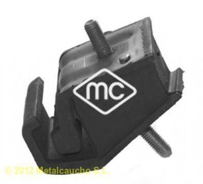 Подвеска, двигатель METALCAUCHO 00706