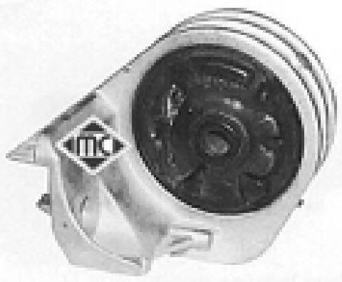 Подвеска, двигатель METALCAUCHO 00707