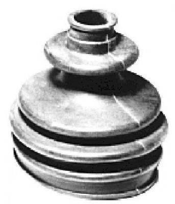 Пыльник, приводной вал METALCAUCHO 00708