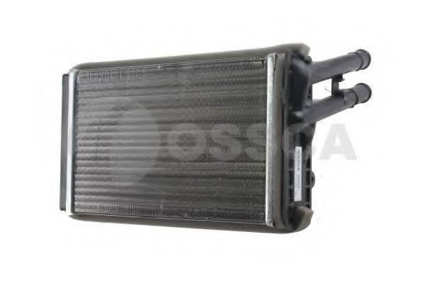Теплообменник, отопление салона OSSCA 00524
