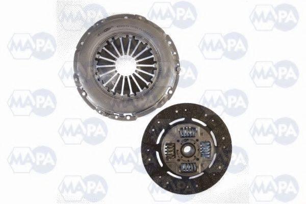 Комплект сцепления MAPA 000255609