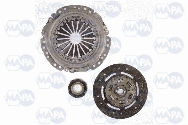Комплект сцепления MAPA 001200400