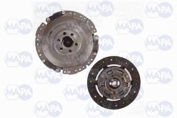 Комплект сцепления MAPA 001210509