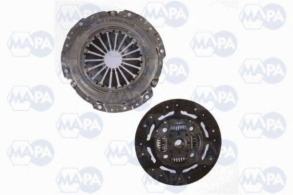 Комплект сцепления MAPA 001220109