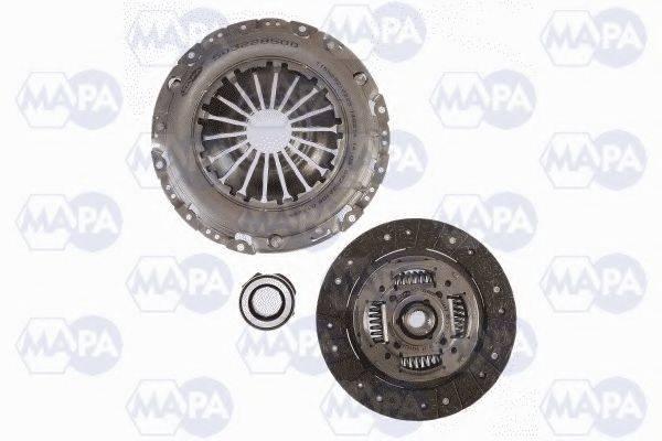 Комплект сцепления MAPA 001228800
