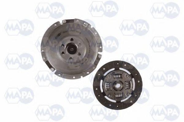 Комплект сцепления MAPA 002190109