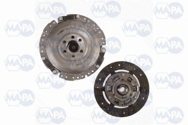 Комплект сцепления MAPA 002210209