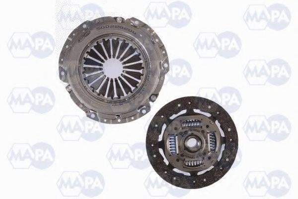 Комплект сцепления MAPA 002220709