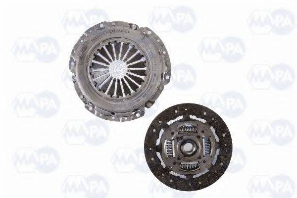 Комплект сцепления MAPA 002220809