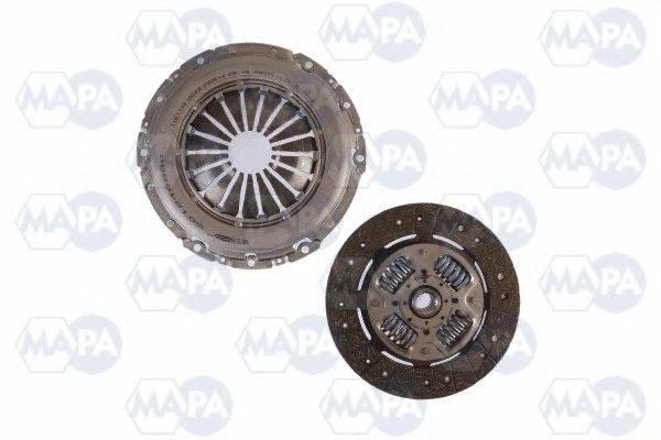 Комплект сцепления MAPA 002240009