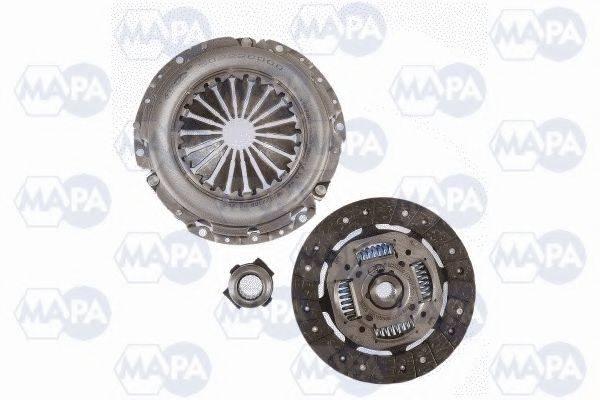 Комплект сцепления MAPA 003220100