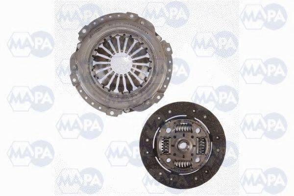 Комплект сцепления MAPA 004200209