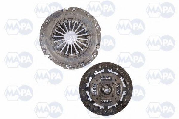 Комплект сцепления MAPA 004220509
