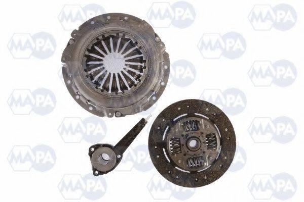 Комплект сцепления MAPA 005240208