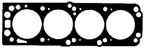 WILMINK GROUP WG1086608 Прокладка, головка цилиндра