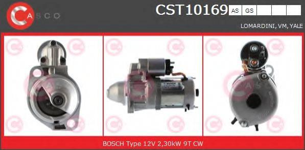 CASCO CST10169AS
