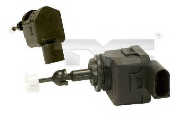 Регулировочный элемент, регулировка угла наклона фар TYC 20-0625-MA-1