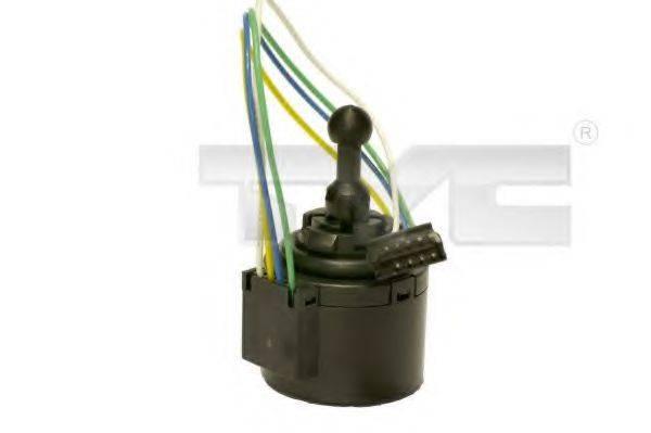Регулировочный элемент, регулировка угла наклона фар TYC 20-0655-MA-1