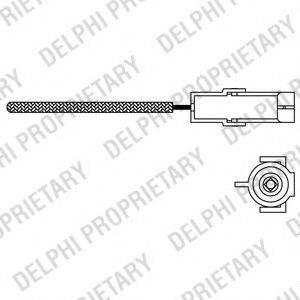 DELPHI ES1096612B1 Лямбда-зонд