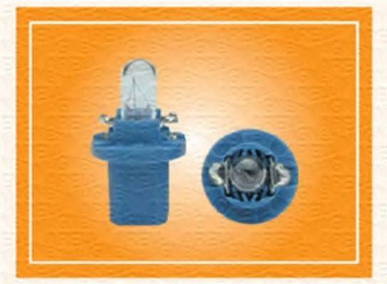 Лампа накаливания, освещение щитка приборов; Лампа накаливания MAGNETI MARELLI 002051300000