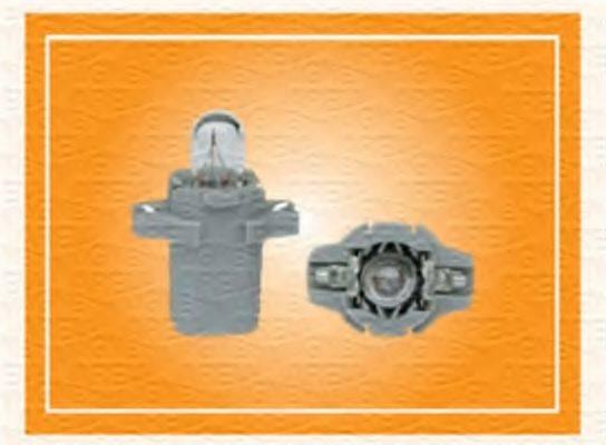 Лампа накаливания, освещение щитка приборов; Лампа накаливания MAGNETI MARELLI 003734100000