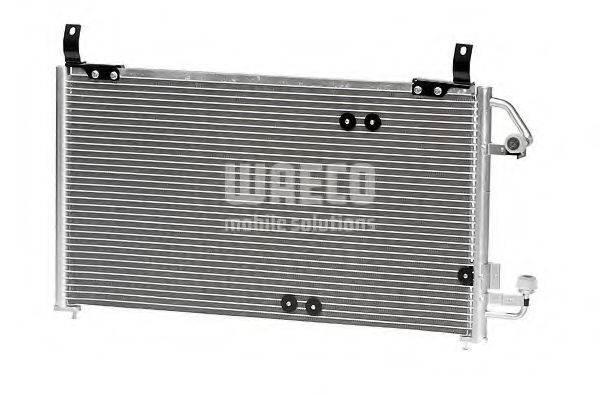 WAECO 8880400207 Конденсатор, кондиционер